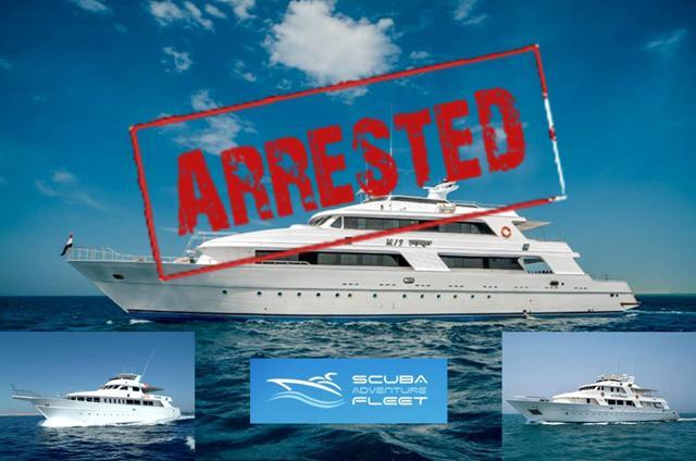 MMLS Triple Arrest - Scuba Adventure Fleet