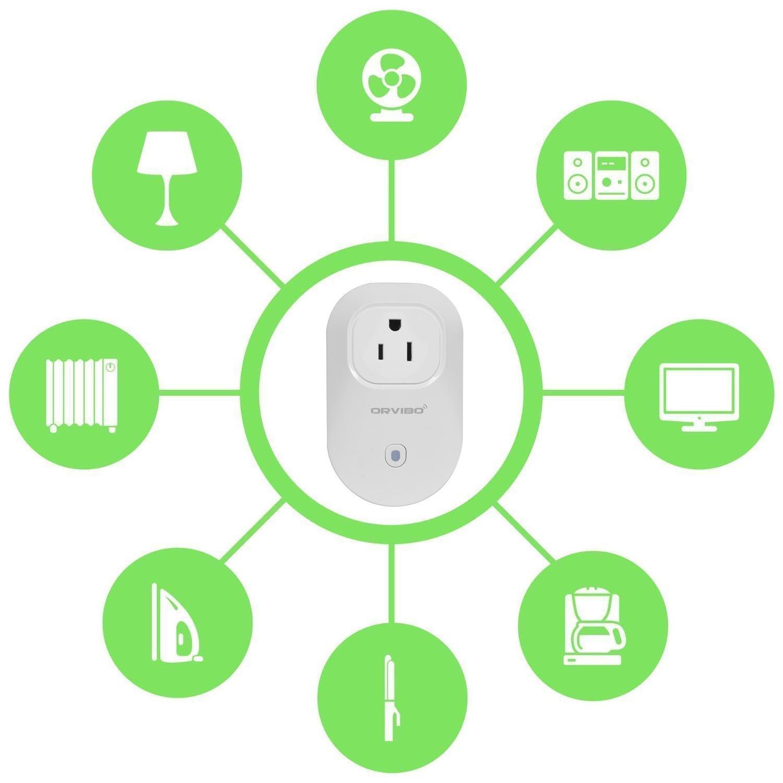 Orvibo S20 Wi-Fi Smart Socket