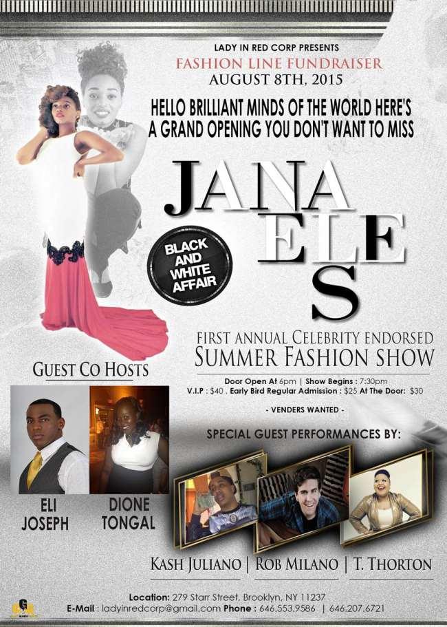 Fashion Show 8/8/15