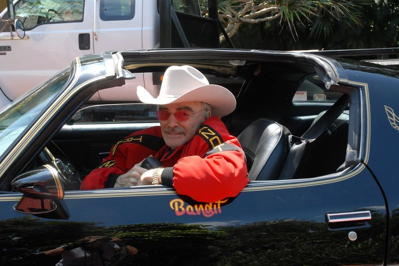 Burt Reynolds' 1977 Bandit Trans Am Consigned to Spring Carlisle Auction