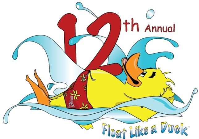 12th annual Float Like A Duck water safety event hosted by Paragon Pools