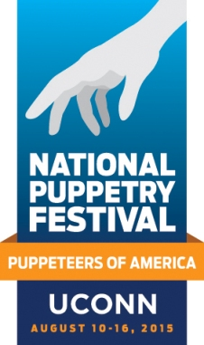 National Puppetry Festival logo