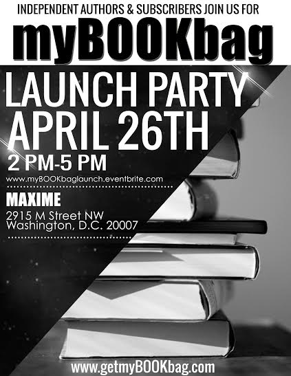 myBOOKbag Launch