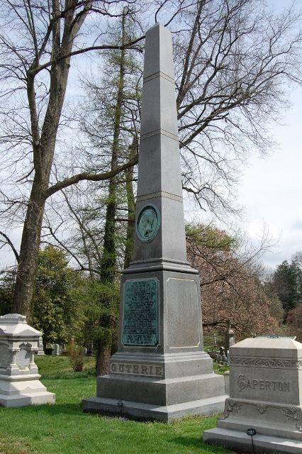 Guthrie Monument