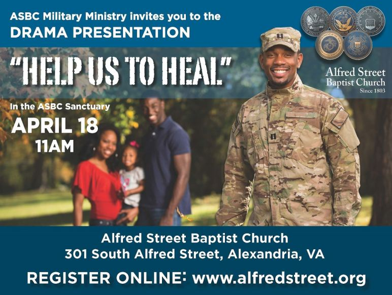ASBC's Help us to Heal Event