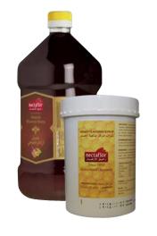 nectaflor Blossom Honey 2.8 kg & nectaflor Honey Syrup 1.5 kg