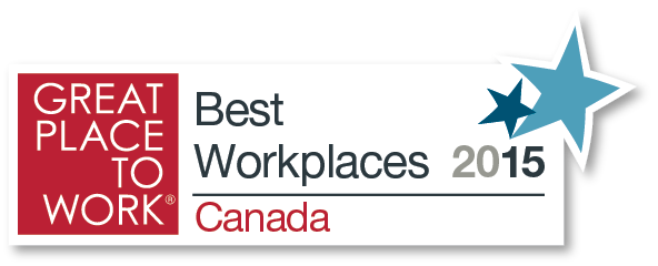 Canada's Best Workplaces Award