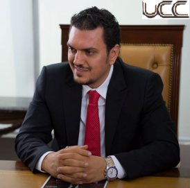 Mr Mohamed Moataz Al Khayyat CEO of UCC Qatar