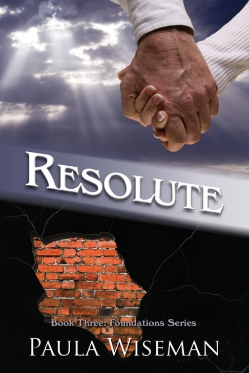 Resolute: Foundations Series, Book 3