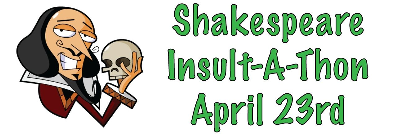 Shakespeare-Insut-a-thon