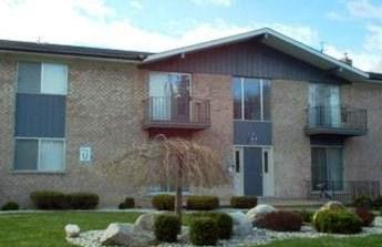 Rivercrest Arms Apartments, Clinton Township, Mich.
