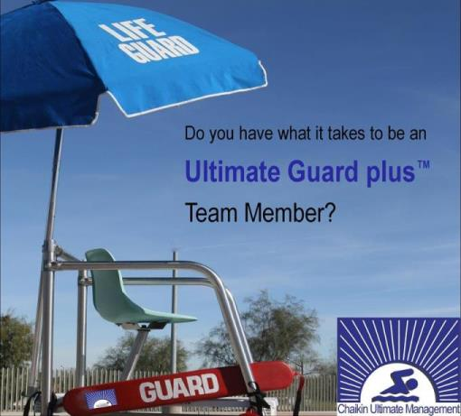 Chaikin Ultimate Management recruiting for lifeguards