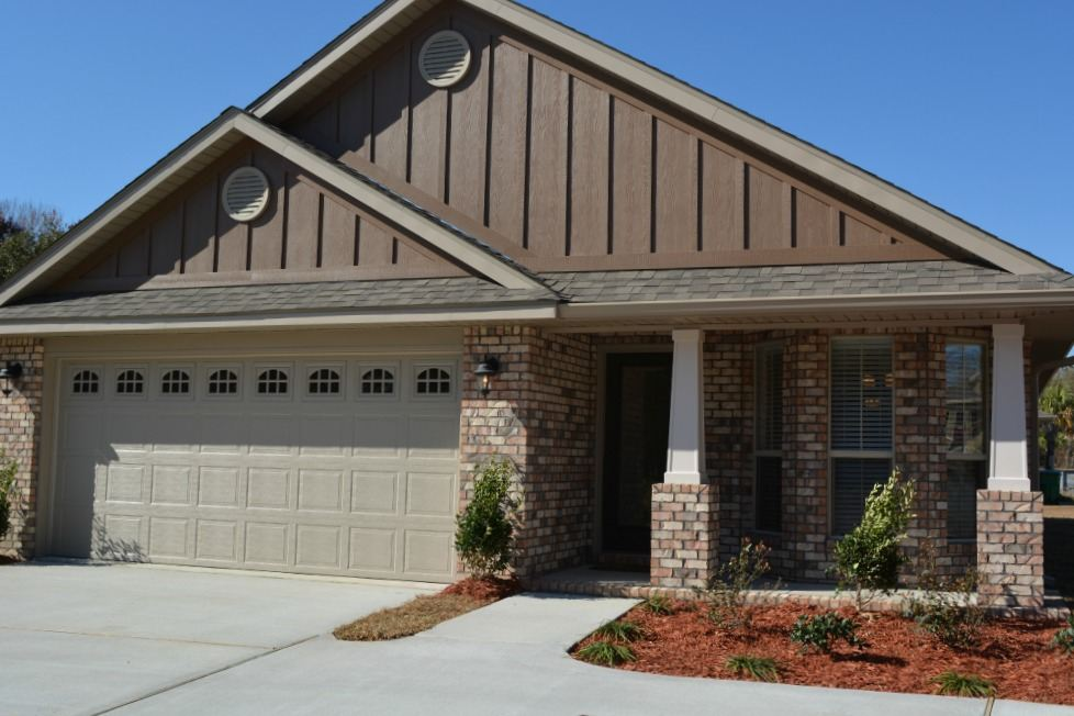 Adams homes opens new model home in gulfport ms adams for Home builders ms