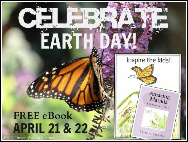 Celebrate EARTH DAY with a FREE eBook from Bette A. Stevens