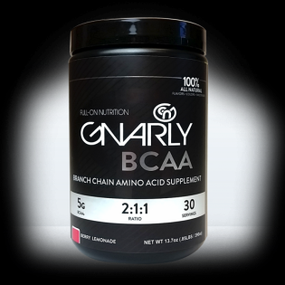 All Natural Supplement Brand Gnarly Nutrition Has Released Brand