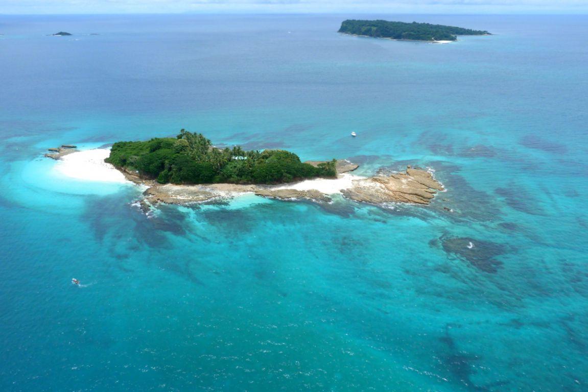 Las Perlas Archipelago, Gulf of Panamá