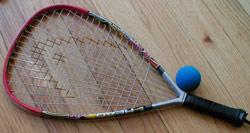 Srikanthn Achanta Racquetball