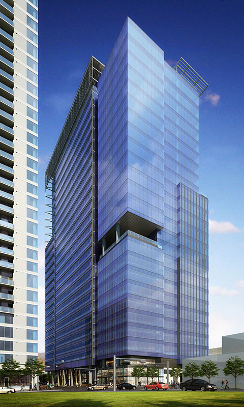 500 W 2nd Street Makes Austin Construction History The