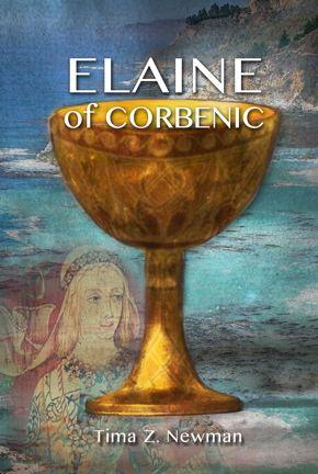 Tima Z. Newman's ELAINE OF CORBENIC (Savant 2015)