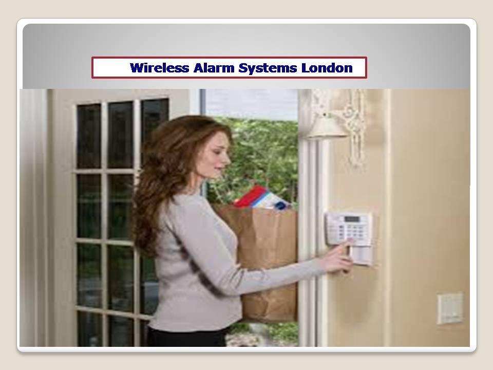 Wireless Alarm Systems london