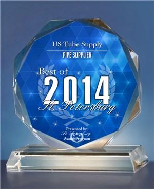 usts award 2 crystal