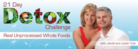 REGISTER TODAY FOR THE 21-DAY DETOX CHALLENGE!