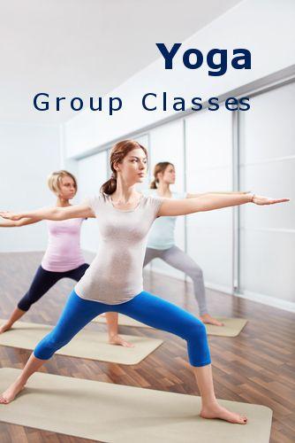 Yoga classes at TEAL in Ottawa, Canada