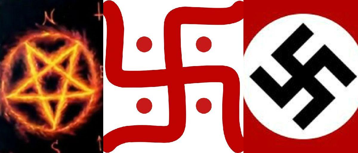 Satanic Peace Sign Animalcarecollegefo