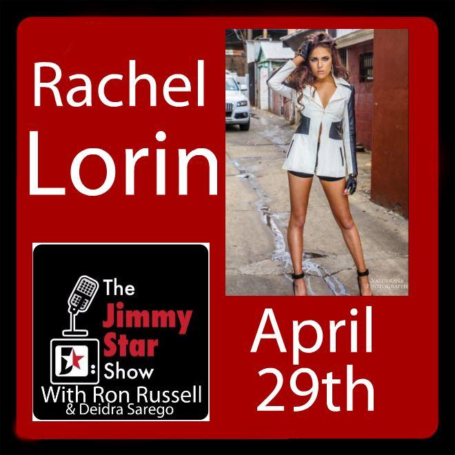 Rachel Lorin on The Jimmy Star Show