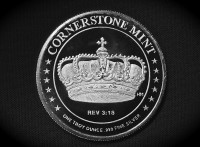 Cornerstone Mint Custom Crown Piece