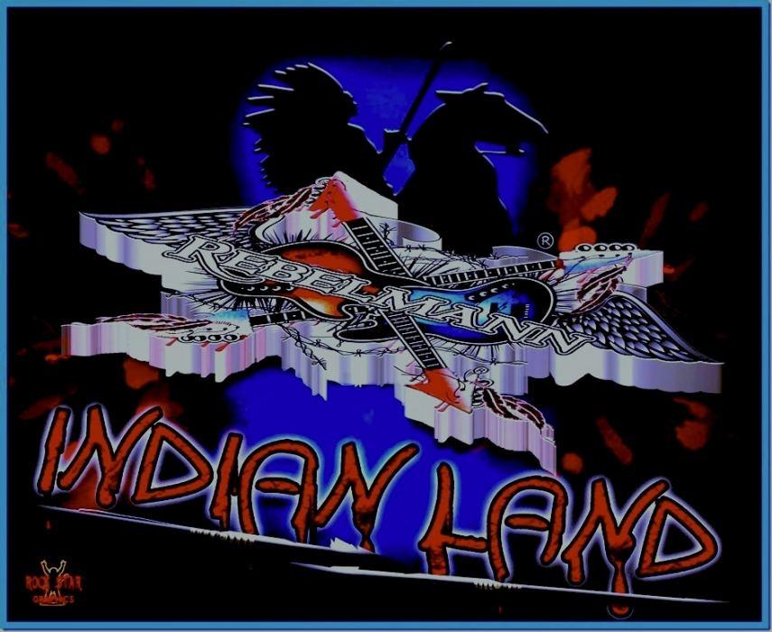 INDIAN LAND by REBELMANN