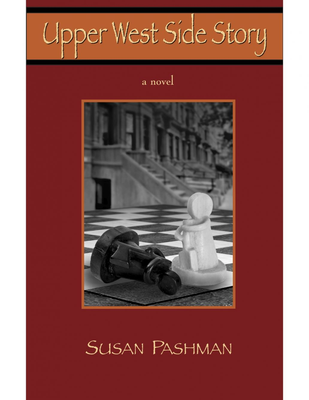 """""""Upper West Side Story"""" by Susan Pashman"""
