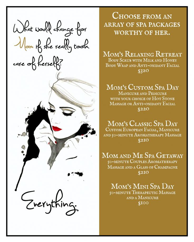 Best gift idea on mother 39 s day for metro detroit mom 39 s for Weekend girl getaways spa packages