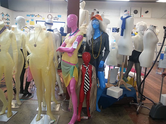 Portland Store Fixtures Welcoming Committee