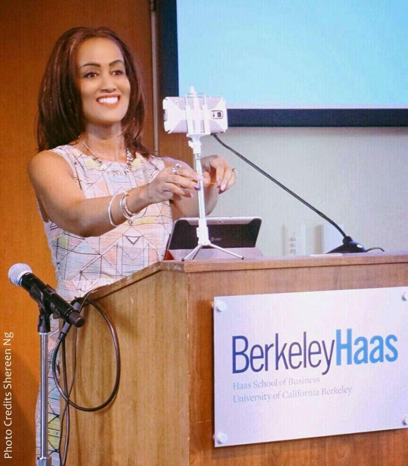 Sophia Bekele Keynote UC Berkeley HAAS School of Business