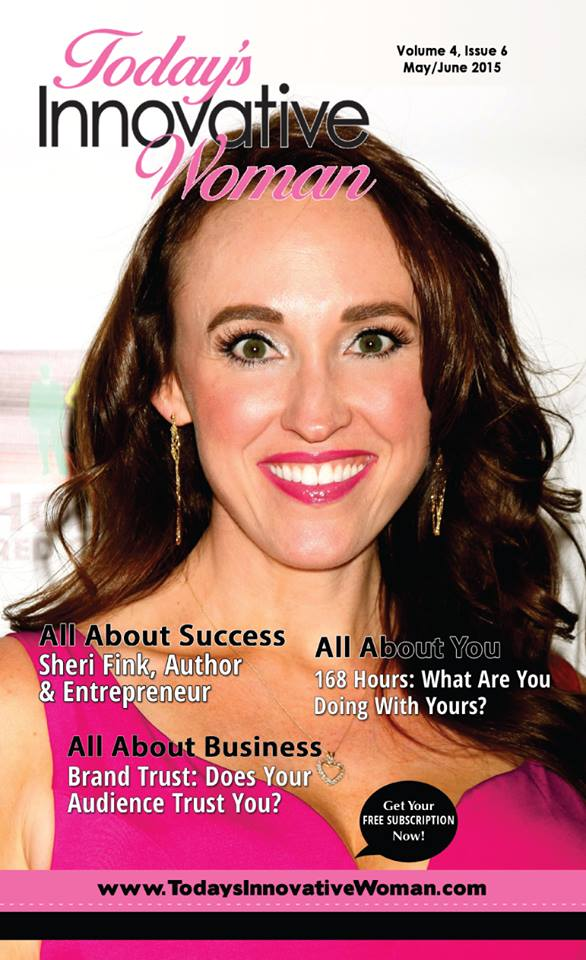 Todays_Innovative_Woman_Sheri_Fink_Cover_May0115