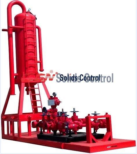 Mud Gas Separator 2