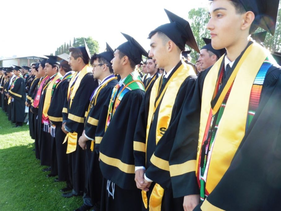 Bosco Tech graduation is June 5