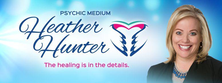 Heather M Hunter Psychic Medium
