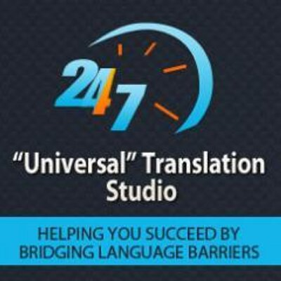 24/7 Universal Translation Studio