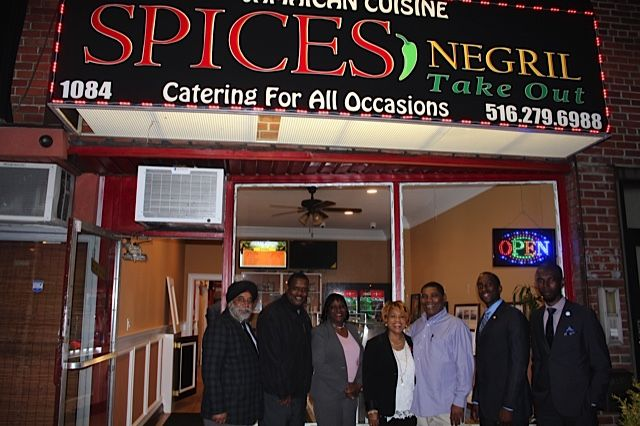 Group Photo at Spices Negril