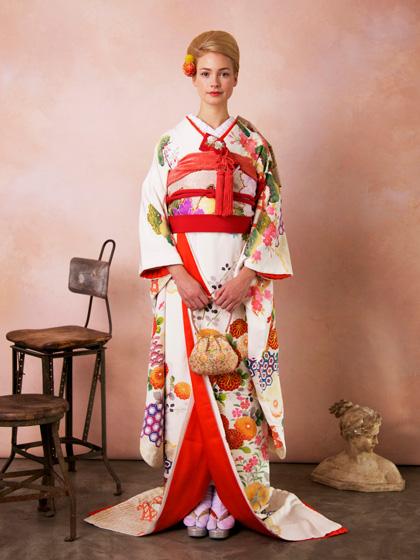 Bride Kimono Hiromi Asai