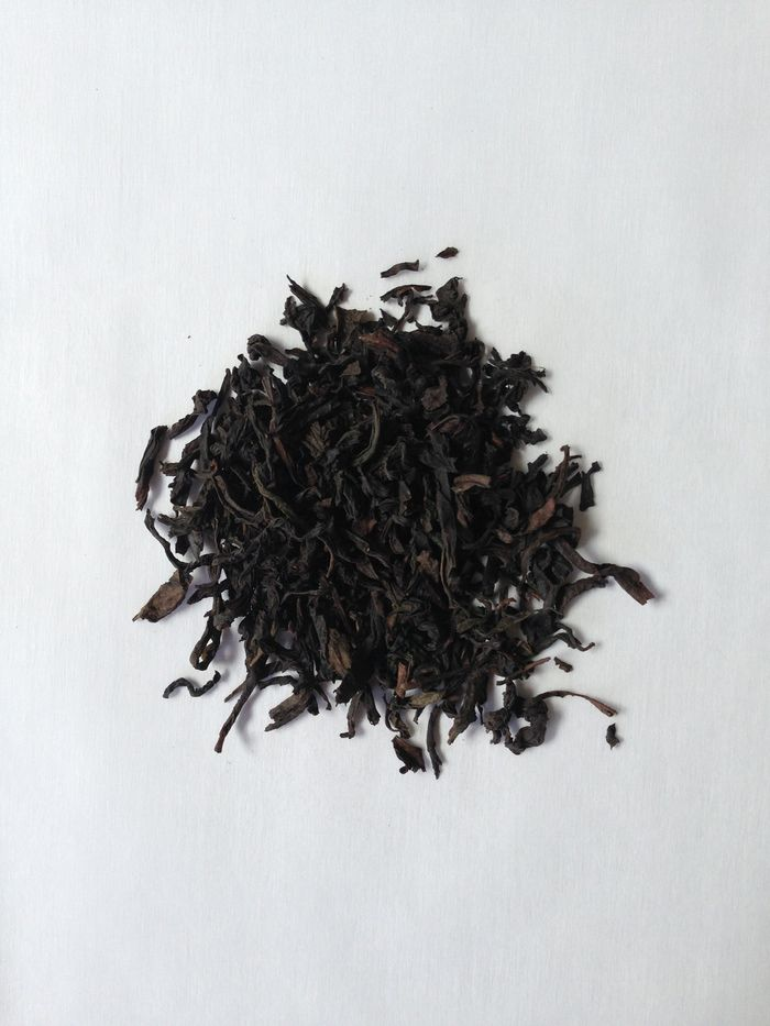 Certified Organic and Fair Trade Oolong Base Tea