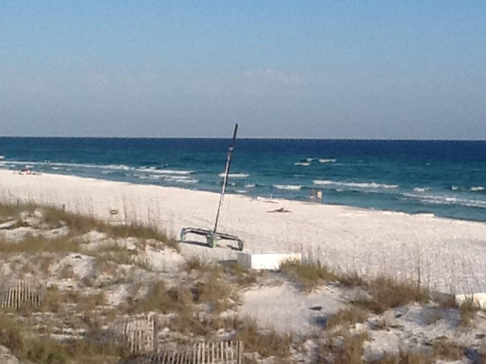 Private Guest-Only Beach at Maravilla in Destin