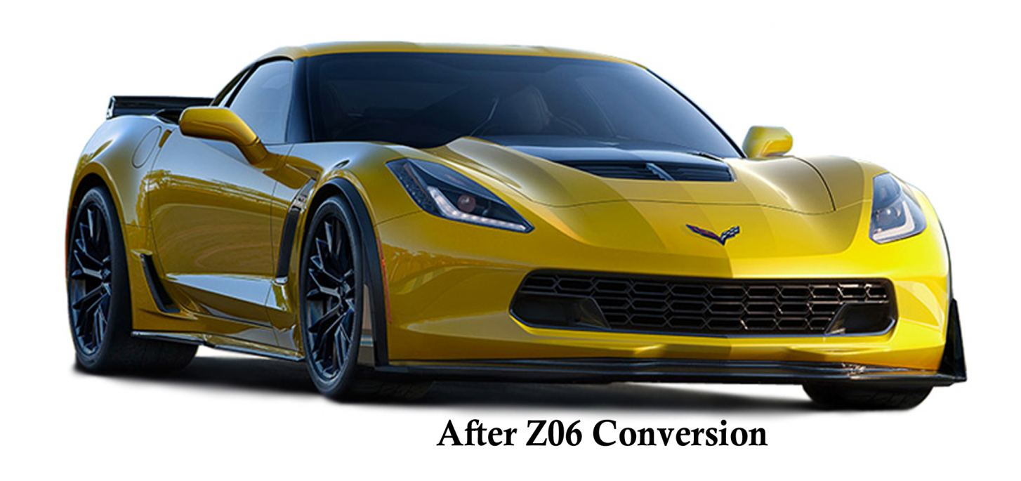 After Z06 Conversion