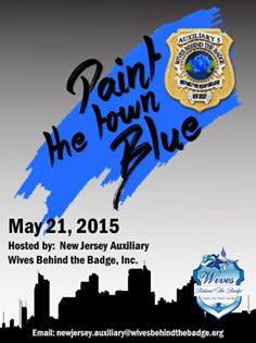NJ WBTB Paint the Town Blue - May 21, 2015