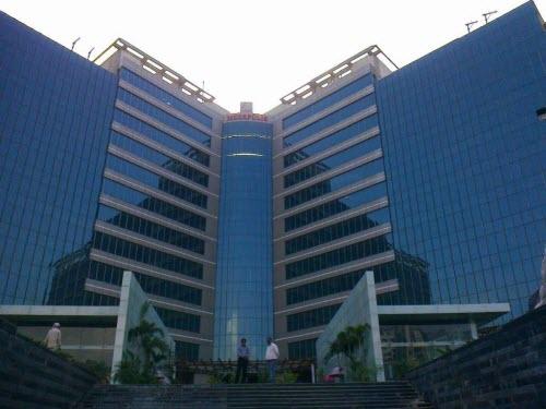 BluePi Moved to JMD Megapolis
