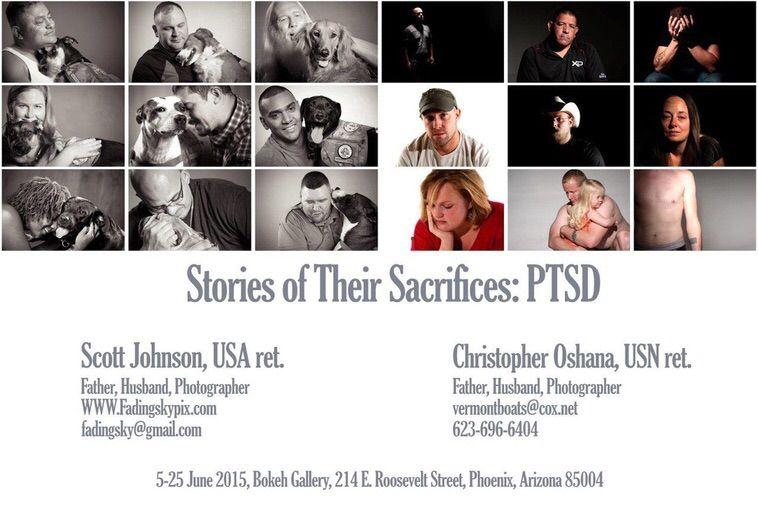 Stories of Their Sacrifices: PTSD