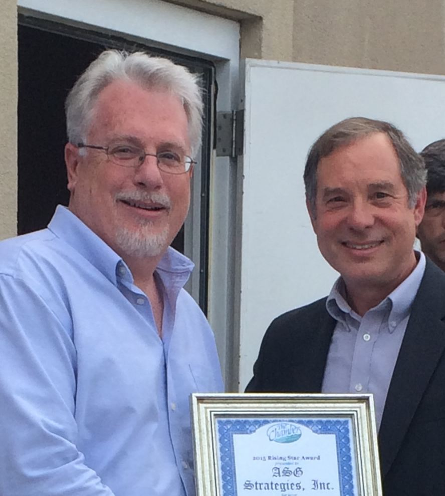 ASG Strategies Receives Award