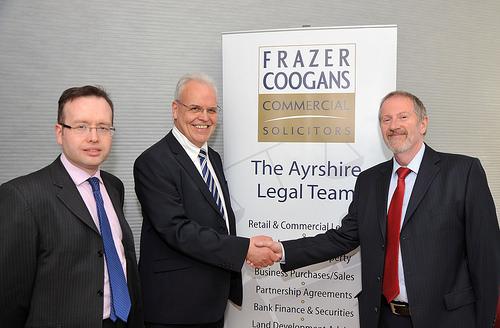 Frazer Coogans Solicitors opens in Prestwick